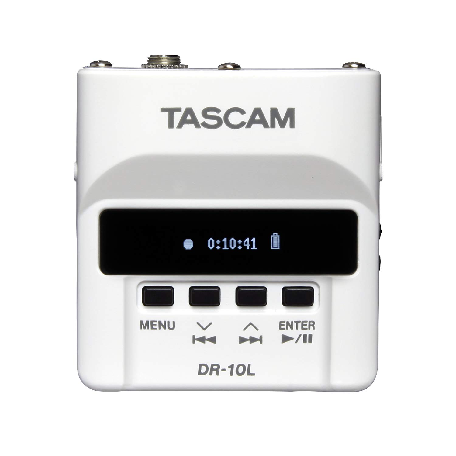 Tascam DR-10LW Portable Digital Recorder With Lavalier