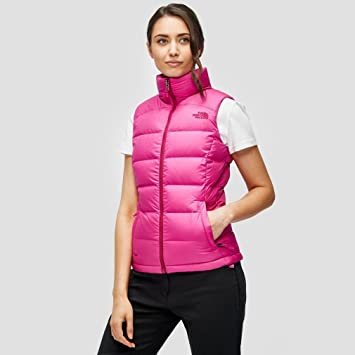 c4929142a3 THE NORTH FACE Women s Nuptse 2 Vest - Passion Pink