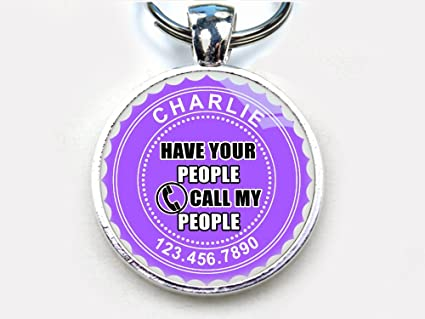 Pet Supplies : Custom pet ID Tag dog tag cat pet tag Funny