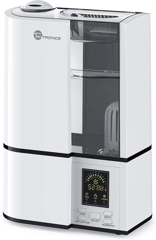 TaoTronics Luftbefeuchter Ultraschall Befeuchter f¨¹r Wohnzimmer