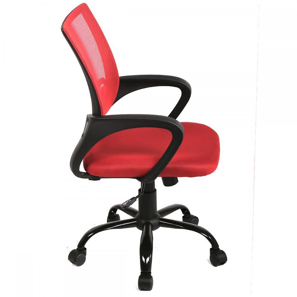 Ergonomic Mesh Computer Office Desk Midback Task Chair w/Metal Base