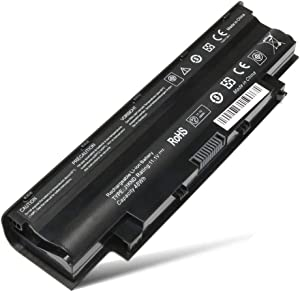 Replacement Battery for Dell J1KND Inspiron 3420 3520 N3010 N3110 N4010 N4050 N4110 N5110 N5010 N5030 N5040 N5050 M5110 M5010 M4110 M501 Laptop Notebook PC [4400mAh 4Hours]