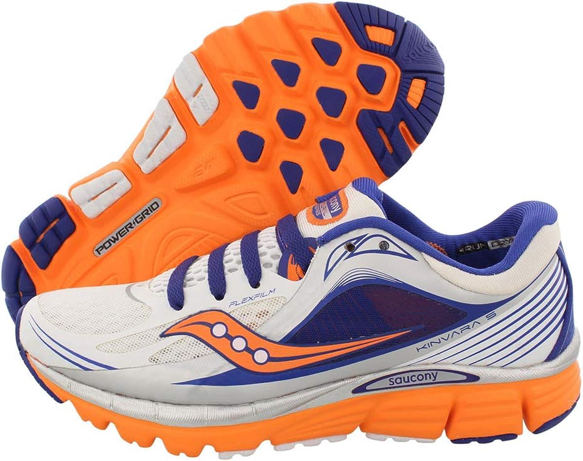 Saucony Kinvara 5-w - Zapatillas para Mujer, Color Blanco: Amazon.es: Zapatos y complementos