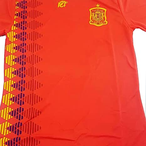DRAPS CENTER S.L. Producto Oficial RFEF Camiseta Replica Oficial Federación  Española de Futbol 2018 ed208f0a082c7
