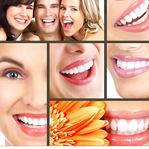 Coconut Shell Activated Charcoal Teeth Whitening Toothpaste Natural Black Mint