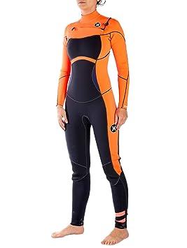 Hurley Phantom 202 Fullsuit, Color: Bright Crimson, Size: 6: Amazon.es: Deportes y aire libre