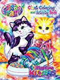 Lisa Frank Giant Coloring & Activity Book - Playtime Kittens