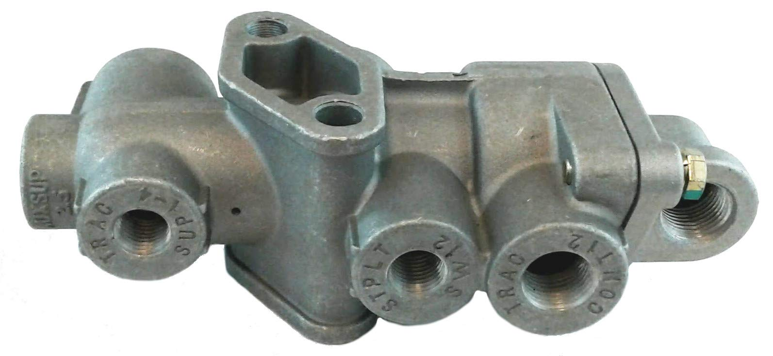 Two-Line Manifold TP-3DC Tractor Protection Brake Valve for Heavy Duty Big Rigs