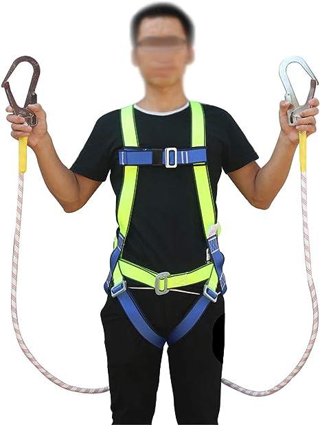 JHKJ Arnés para el Cuerpo de protección contra caídas, Kit de ...