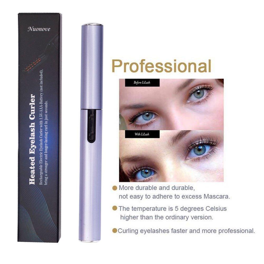 Amazon Heated Eyelash Curler Electric Eyelash Curler Eyelash
