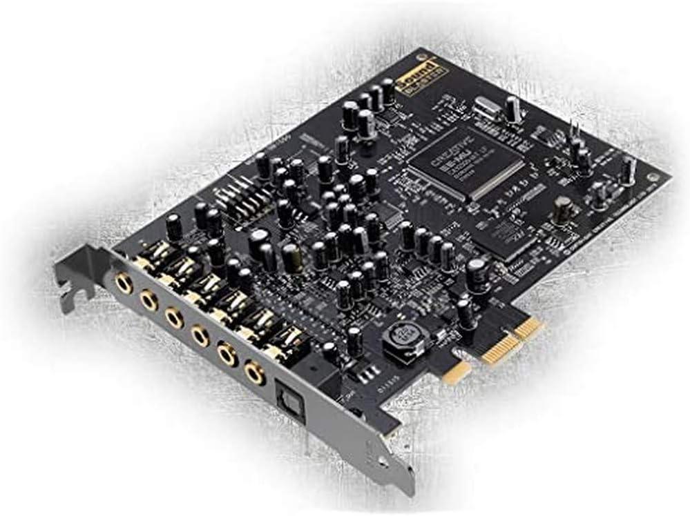 Creative Sound Blaster Audigy Rx Pcie Soundkarte Computer Zubehör