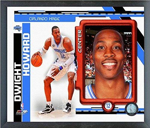 Dwight Howard Orlando Magic NBA Studio Plus Composite Photo (Size: 12