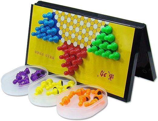 Juegos de Mesa para niños Kinder de Damas Chinas de Escritorio ...