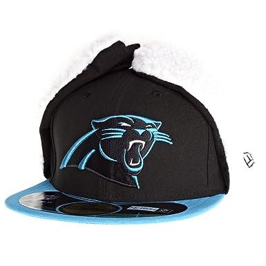 52800234d New Era 59Fifty DOG EAR NFL Cap - Carolina Panthers  Amazon.co.uk ...