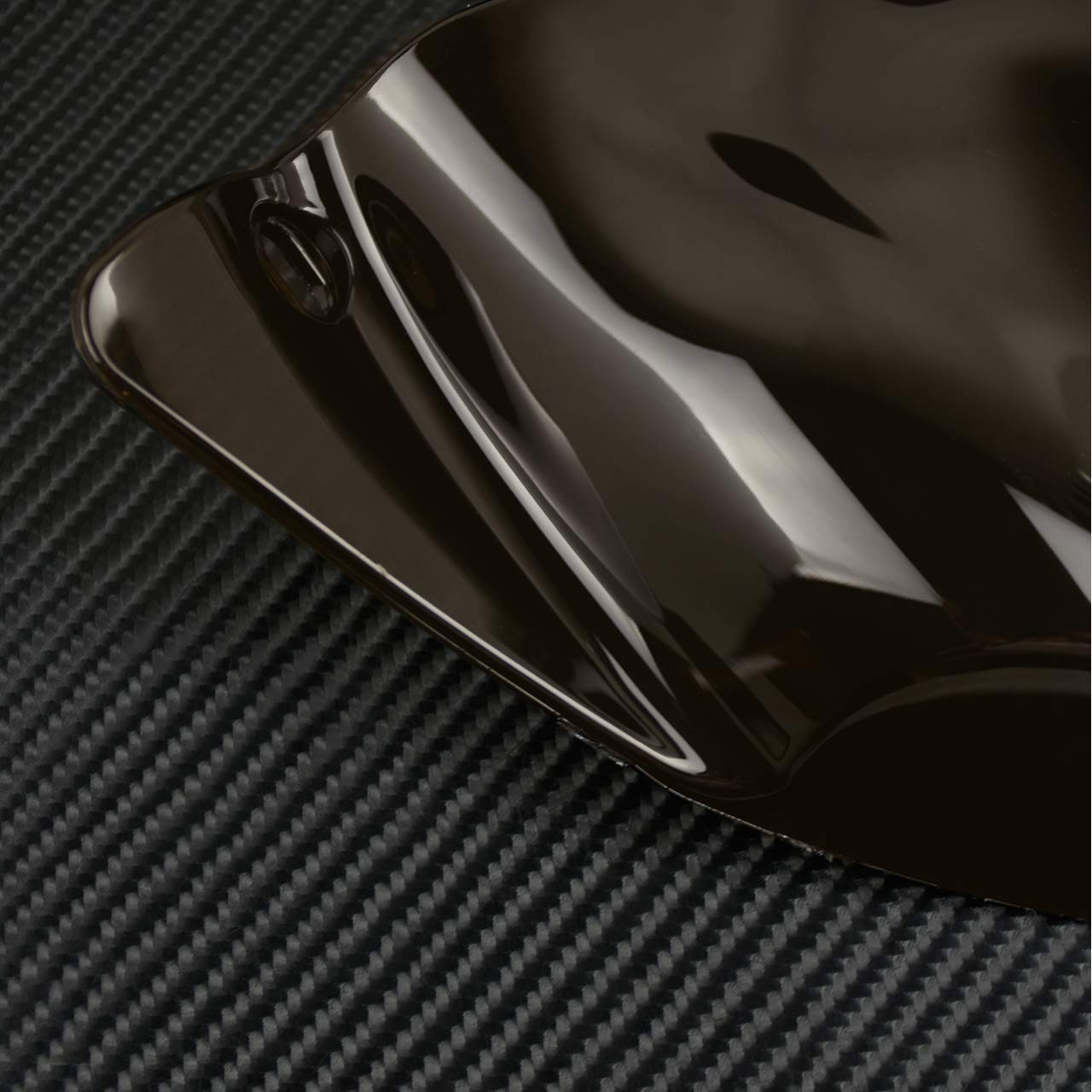 REBACKER Motorcycle Reflective Saddle Shields Air Heat Deflector Smoke For Harley Sporster Iron 883 1200 Forty Eight XL1200 2014-2019