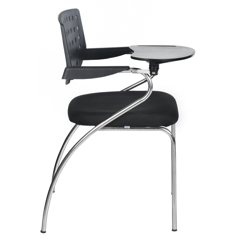 home by Nilkamal Writing Pad Chair Black Amazon Home & Kitchen