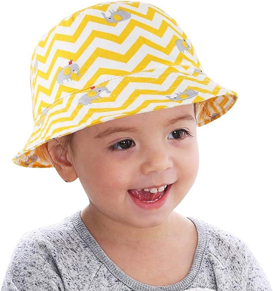 Alleza Kids Children Toddler Warm Winter Hat Animals Zoo Safari Adjustable Bucket Breathable Autumn