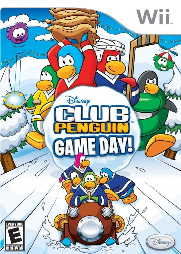 Club Penguin: Game Day! ()