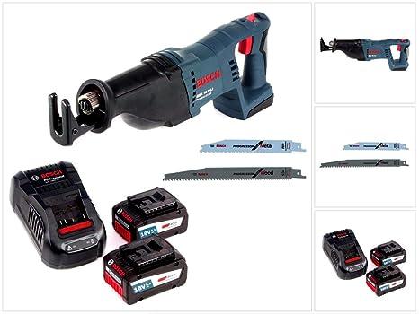 Bosch GSA 18 V-Li N 18 V - Sierra de sable con batería de ...