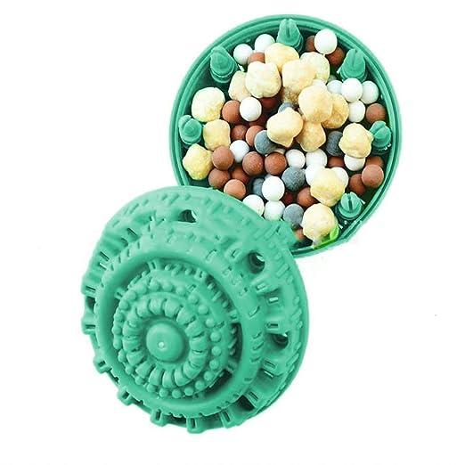 neesrai - Bola Reutilizable de Lavadora, de cerámica, respetuosa ...