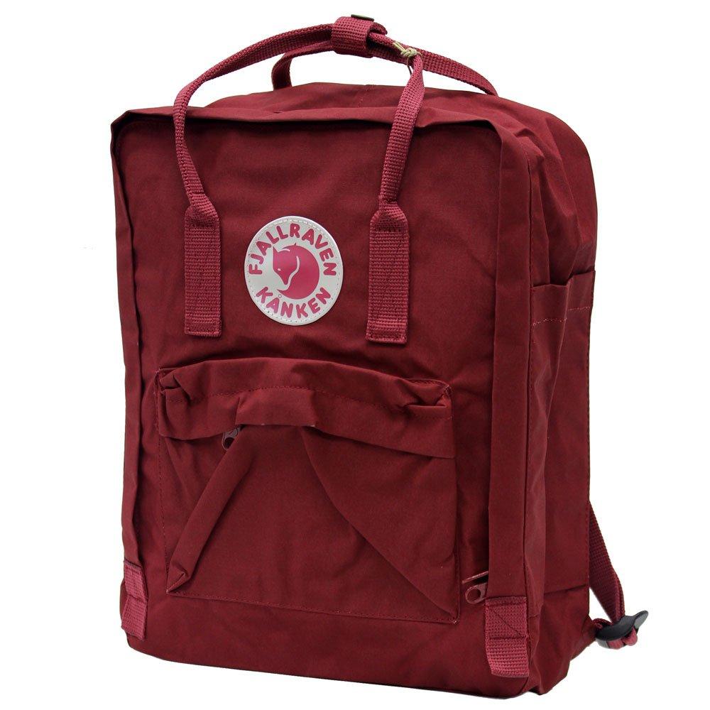 FJALLRAVEN/フェールラーベン カンケンバッグ FJ 23510 リュックサック/バックパック/デイバッグ/ハンドバッグ/カバン/鞄 レディース/メンズ 16L [並行輸入品] B0175ORWP4 Ox Red Ox Red