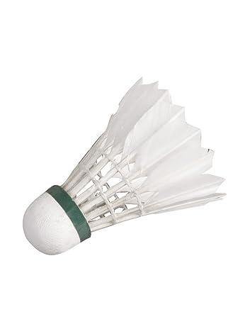 Weitere Ballsportarten Federball Federbälle Naturfederball Naturfederbälle Natur für Badminton 3er Set