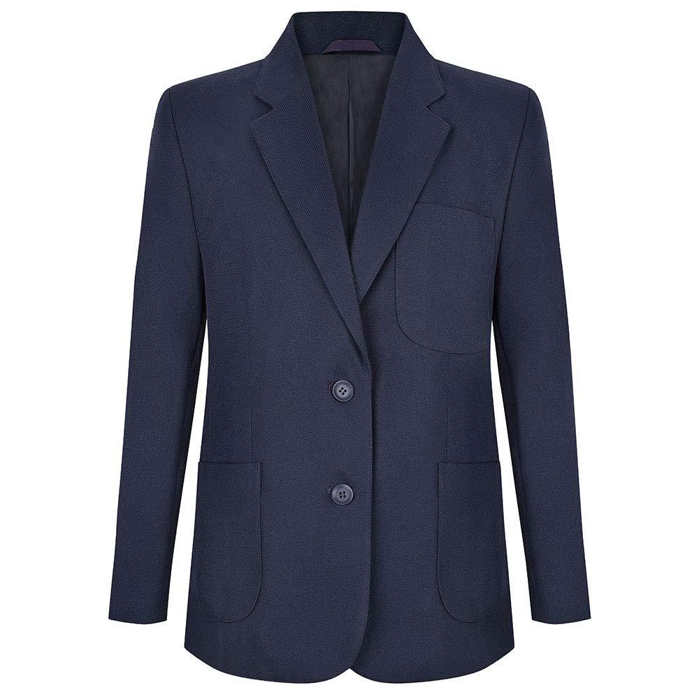 Bleu Marine 79 cm School Uniform 365 - Blazer - Fille