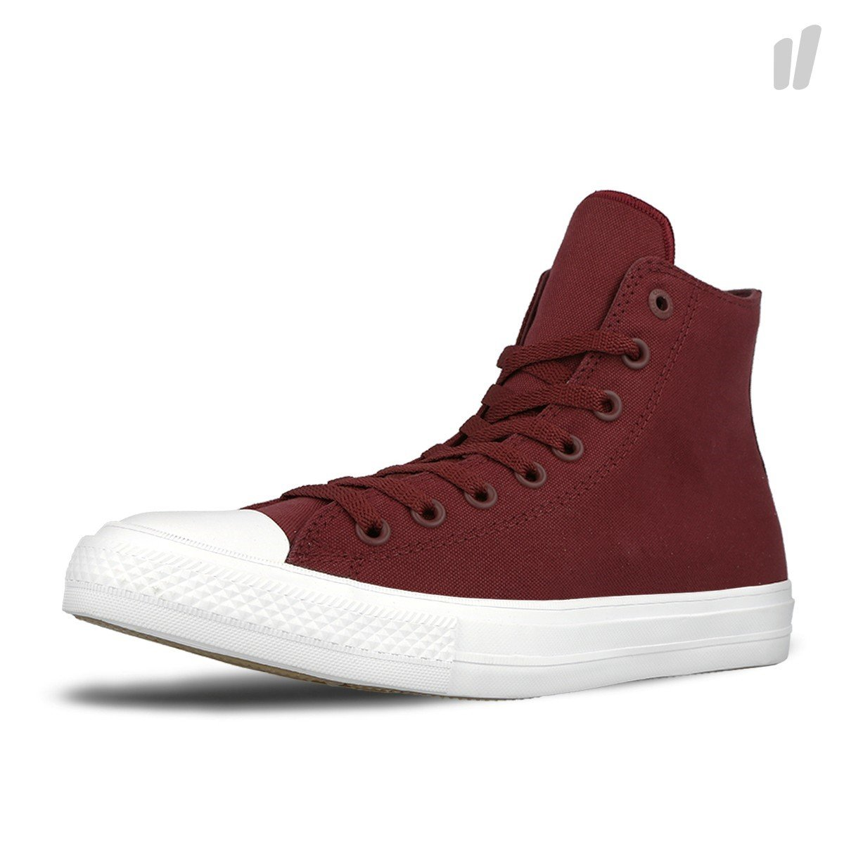 Converse Unisex Chuck Taylor All-Star High-Top Casual Sneakers in Classic Style and Color and Durable Canvas Uppers B076QJS2DW 9.5 B(M) US|Deep Bordeaux