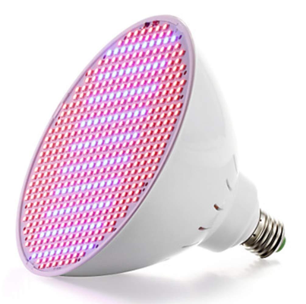 1pc 18 W   20 W 3000-3607LM E26   E27 Lampadina crescente 500 Perline LED SMD 2835 Rosso Blu 85-265 V   1 pezzo RoHs FCC