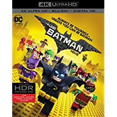 The LEGO Batman Movie arrives on Digital HD May 19 and on 4K, 3D, Blu-ray, DVD June 13 from Warner Bros