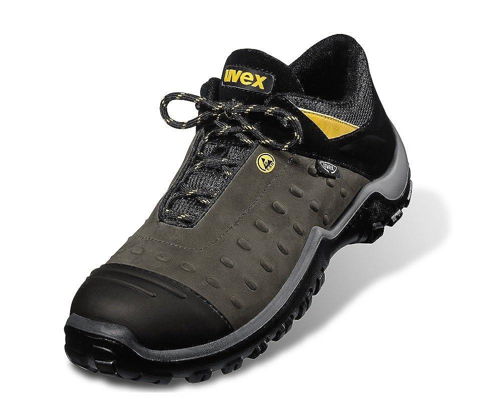Uvex - Calzado de protección para Hombre grau 44 EU