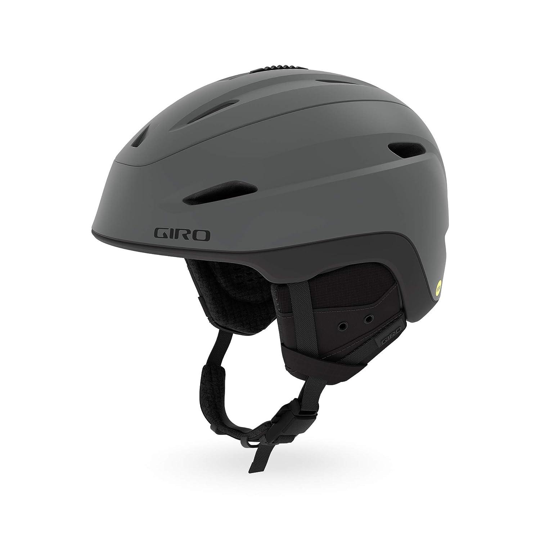 [ジロ] ゾーン ミップス メンズ ヘルメット Matte Titanium/黒 ZONE MIPS  Large