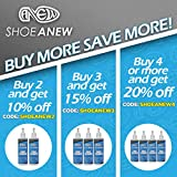 Shoe Cleaner Kit - ShoeAnew - all Natural, 8