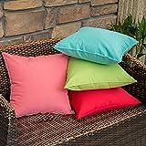 MIULEE Pack of 2 Decorative Outdoor Waterproof
