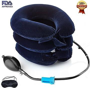 Dispositivo para aliviar la presión del dolor de cabeza