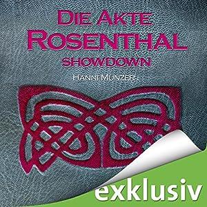 Die Akte Rosenthal: Showdown (Seelenfischer-Tetralogie 4) Hörbuch