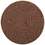 Scotch-Brite(TM) Surface Conditioning Disc, Hook and Loop Attachment, Aluminum Oxide, 5 Diameter, NH A Coarse (Pack of 10)