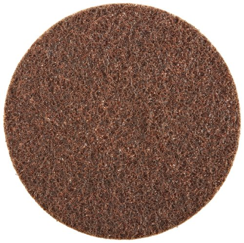 - Scotch-Brite(TM) Surface Conditioning Disc, Hook and Loop Attachment, Aluminum Oxide, 5 Diameter, NH A Coarse (Pack of 10)