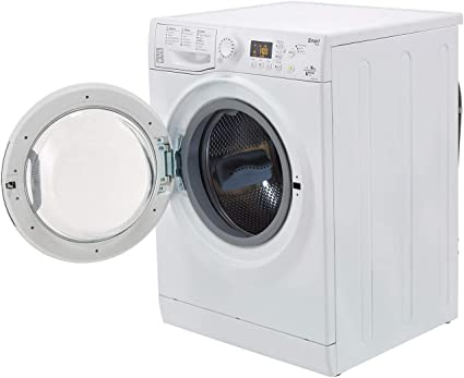 Hotpoint WMFUG1063P 10kg 1600rpm SmartClean Freestanding Washing Machine - White [Energy Class A+++]