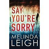 Say You're Sorry (Morgan Dane, 1)