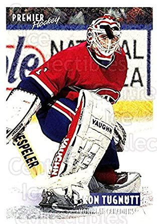 Amazon.com  (CI) Ron Tugnutt Hockey Card 1994-95 OPC Premier Special ... 52a8cb13e