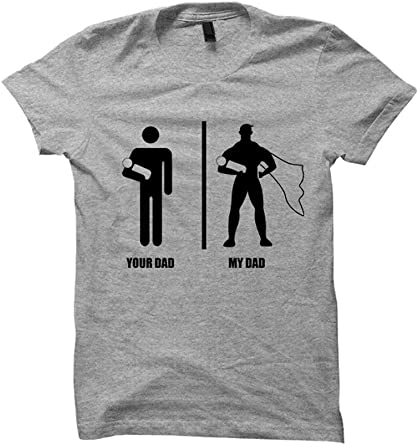 Dad The Best Funny Mens or Lady Fit T Shirt T-Shirt Funny Gift Novelty