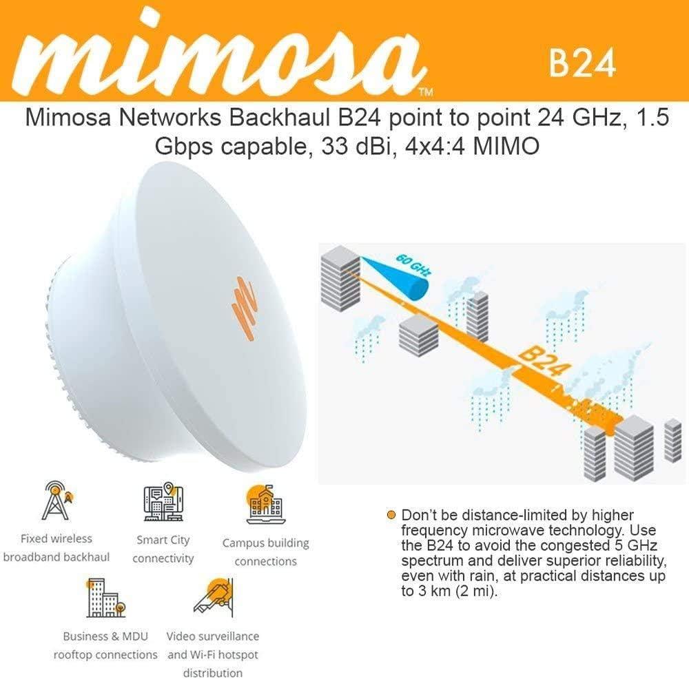 Mimosa B24 Backhaul