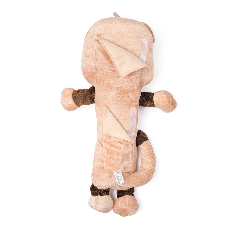 Stuffed Animal Seat Belt Seatbelt Pads Kids Seatbelt Cover 55 Cm