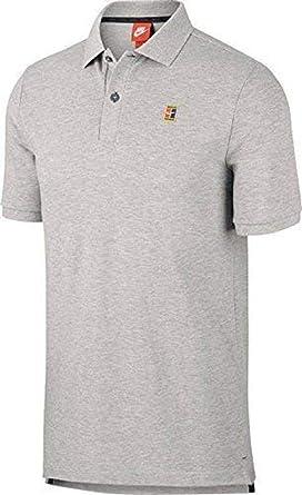 Nike M Nkct Heritage Polo - Polo de Tenis Hombre: Amazon.es: Ropa ...