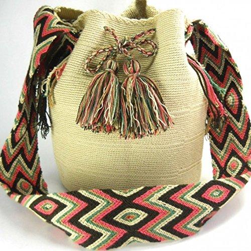 MOFLYS - Wayuu mochila 542 - Wayuu mochila 542: Amazon.es: Ropa y accesorios
