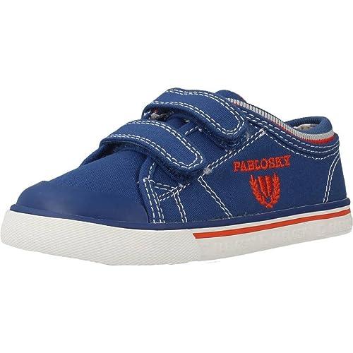 Zapatillas para niño, Color Azul, Marca PABLOSKY, Modelo Zapatillas para Niño PABLOSKY 940810 Azul: Amazon.es: Zapatos y complementos