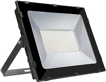 Sararoom 200W Foco LED Exterior, IP65 Impermeable Reflector LED ...