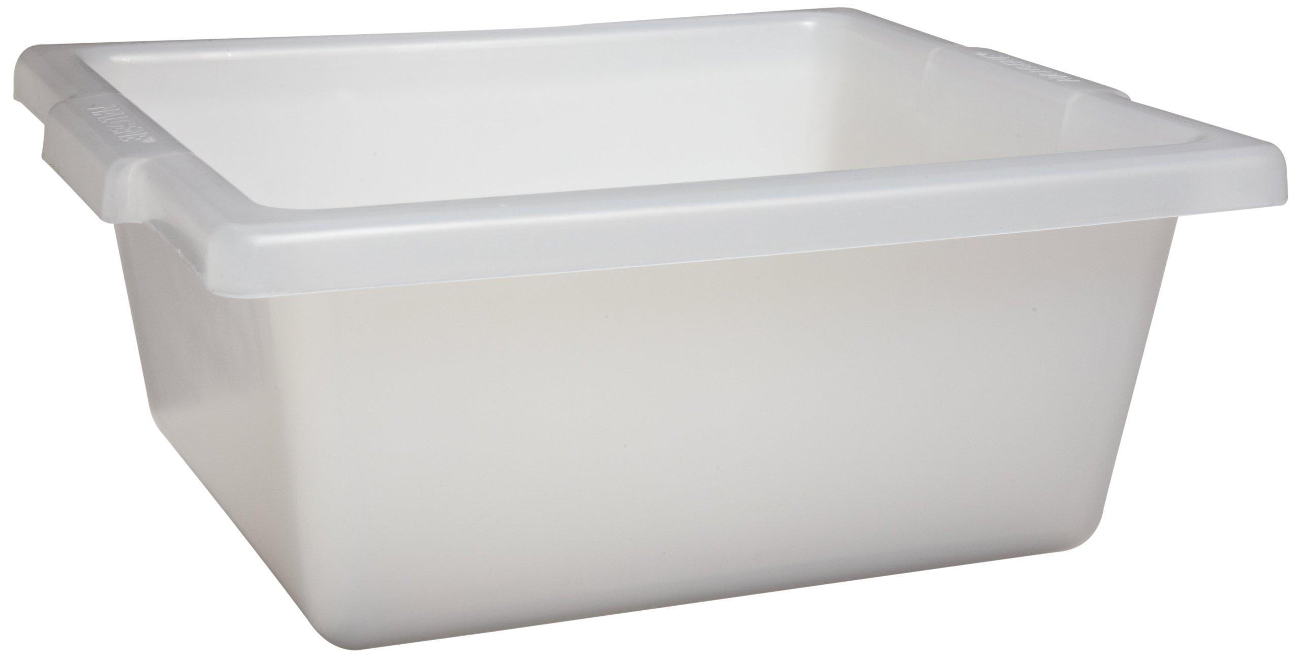 Nalgene Large Sterilizing Pan, Autoclavable, Polypropylene, 9.5L Capacity
