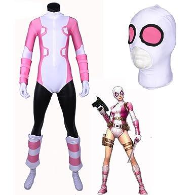 spandex cosplay Teen